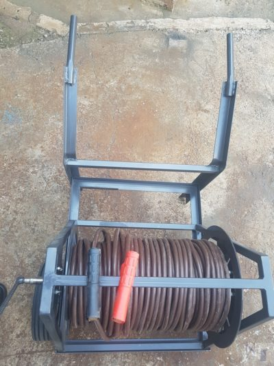 Heavy Duty Jumper Cable Extension Reel
